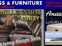 WE HAVE EVERYTHING YOU NEED TO FURNISH YOUR HOME FOR