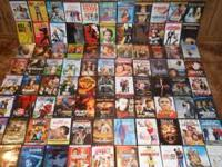 All movies are open but in good viewable condition. Buy