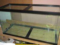 I'm selling my 90 gallon aquarium that was used to grow