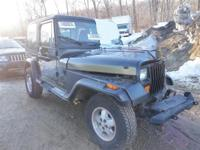 We have actually simply received this black 1990 Jeep