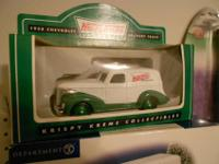 1942 Chevrolet Delivery Truck 1/34 scale (8''x2 3/4''x2