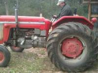 90 Massey Ferguson Diesel. It runs very well and has