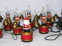 90 obo mr christmas santas marching band