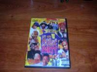 90'S HOUSE PARTY DVD THE TOP HIP HOP VIDEOS OF THE