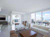 Enjoy panoramic views from this totally upgraded