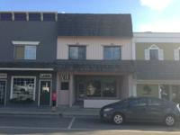 One of the only retail spaces in downtown manson chelan