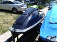 I have a 1991 650sx jet ski for sale. (black jet ski in