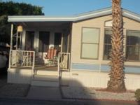 I have two truly nice park model homes located in Yuma