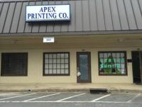 Tenant retiring, opening up a prime area in Apex right