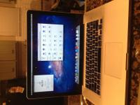 15 inch macbook pro, mid-2010 model with 2.53 Ghz Intel