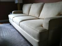 Ethan Allen Arcata Sofa in great condition at rock