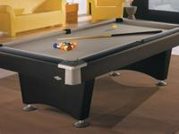 Pool Table, complete with all the accessories,