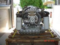 HT 747 Allison Automatic Transmission with a low