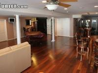 Basement rental room Full kitchen Dining/living area