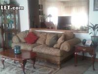 Dec 1st I well have a furnished large 1 bdrm available