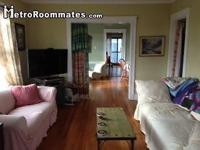 Sunny, unfurnished bedroom in 3rd floor 3 bed
