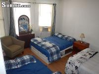 Jersey city-Private or shared furnished room,private