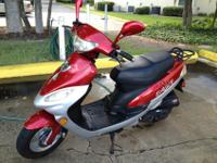 Scooter is in GREAT condition. Bought it brand new 3