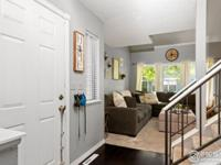 Walk into this sunny 3 bedroom, 3 bathroom townhome a