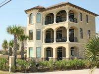 Fabulous Gulf view home, directly across the street