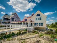 Stunning custom designed bay front home located in