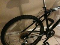 For sale is an Iron Horse Mens Mountain Bike. Bike has