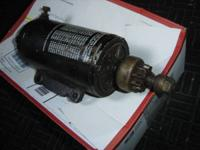 used working condition STARTER MOTOR 81-95 EVINRUDE