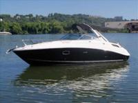2009 Sea Ray 270 SUNDANCER JUST TRADED FOR! This is a