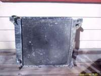 91-94 ford explorer radiator for sale with no