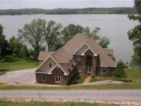 Custom-built Waterfront home w/100 Tt Deep Water
