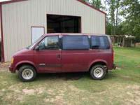 I have a 1991 chevy astro van that i no longer need and