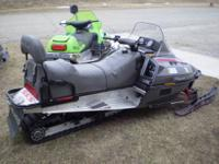 I have a 1991 polaris indy trail 2-up ( 2 seater)