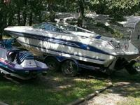 '91 Sea Ray, only 250 hrs, cuddy Cabin,350