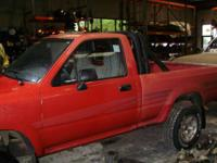 1991 toyota pick up excellent condition  perfect