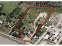 Over five acres of land with no zoning in a booming