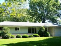 Ranch Style Home, Original Owner, 3 BR, 1-1/2 bath,