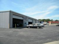 -9,156 SF stockroom for lease at $5.00 / SF/YR/IG.