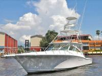 2010 Cabo Yachts 45 Express This Cabo 45 Express comes