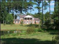 Gorgeous two-story house on 15 spectacular acres in