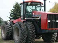 For sale is an good condition case tractor. It is a