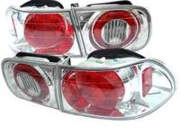 I have a set of Honda Civic Euro style tail lights that