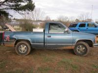 Two Trucks For Two cars or one nice car. 92 Chevy