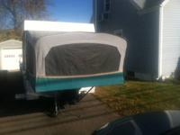 1992 Coleman Pioneer Seneca for sale.  Trailer is in