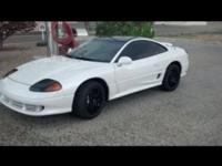I have a 1992 twin turbo dodge stealth low miles very