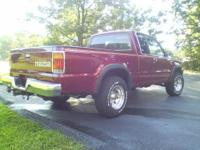 Hello everyone I have for sale my 92 Mazda B2600i 4x4
