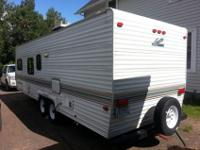 92 Skyline Layton 2610 EL Travel Trailergreat