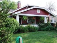 Historic Craftsman Bungalow on a large Lot near