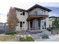 This modern 5 bedroom 5 bath home in the coveted