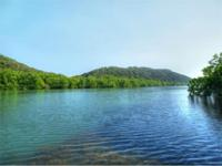Beautiful 2 acre lot on Lake Austin with 155' of main
