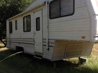 92 prowler 5th wheel good shape good roof and solid
